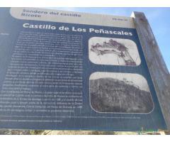 Huerta de Ricote Y Castillo de los Peñascales
