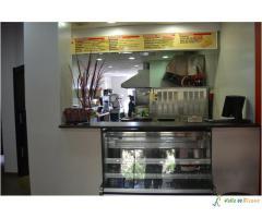 Restaurante D´Roma, pizzería, bocatería y hamburguesería.