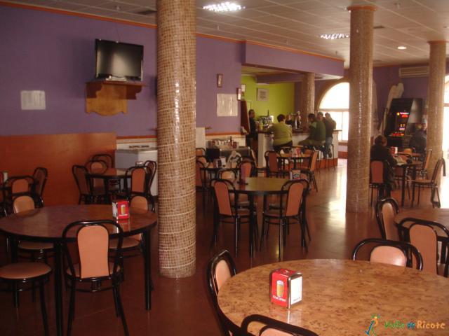 Bar Cafetería La Fuensanta