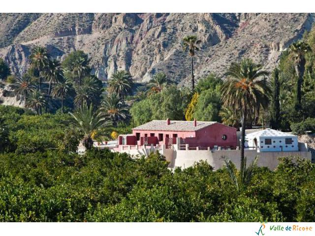 La joya del valle de ricote villanueva del rio segura - Casa rural valle de ricote ...